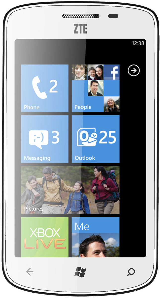 Breves! ZTE Tania, Windows Phone �made in China� | alexistechblog.com