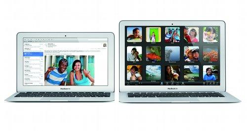 Los nuevos MacBook Air