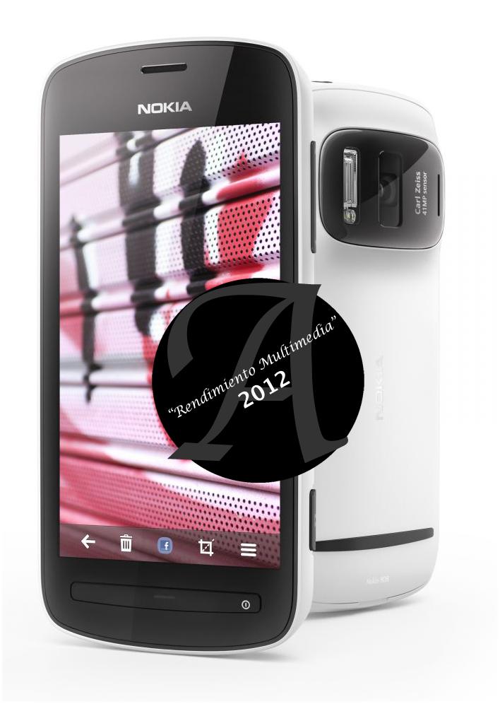 Nokia 808 PureView, el darrer Symbian