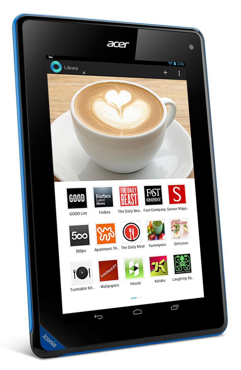 Iconia B1-A71, tablet con Sistema Operativo Android 4.1 Jelly Bean
