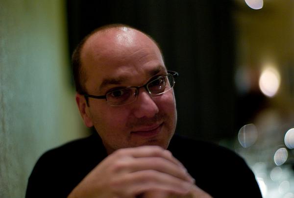 Andy Rubin. Imatge de Joi Ito a Flickr sota llicència Creative Commons
