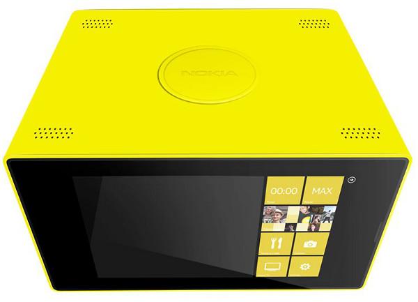 El microones de Nokia