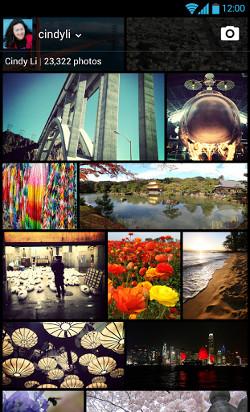El nou Flickr per a Android