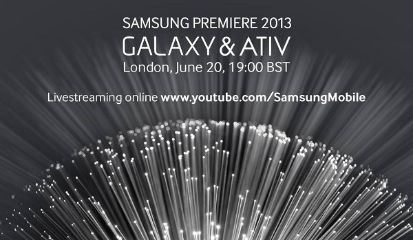 Samsung celebra esdeveniment a Londres aquest dijous