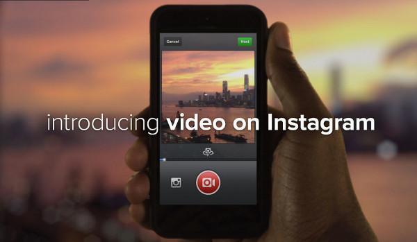 Instagram introdueix vídeo