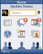 Captura de pantalla de Facebook for Every Phone