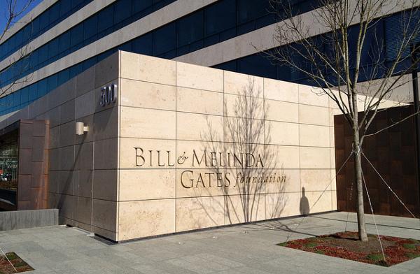 La seu de la Fundació Bill i Melinda Gates. Imatge de Nam-ho Park a Flickr sota llicència Creative Commons