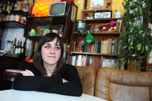 Eva Belmonte, imatge de Fernando Sánchez