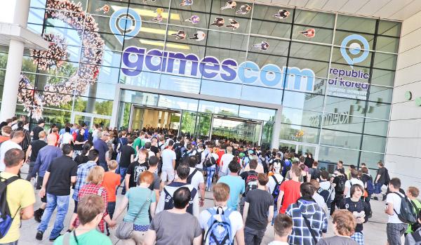 Una instantània de l'edició de l'any passat de la Gamescom. Imatge cortesia de l'organització