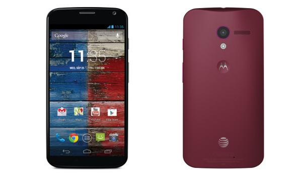 El nuevo Motorola Moto X