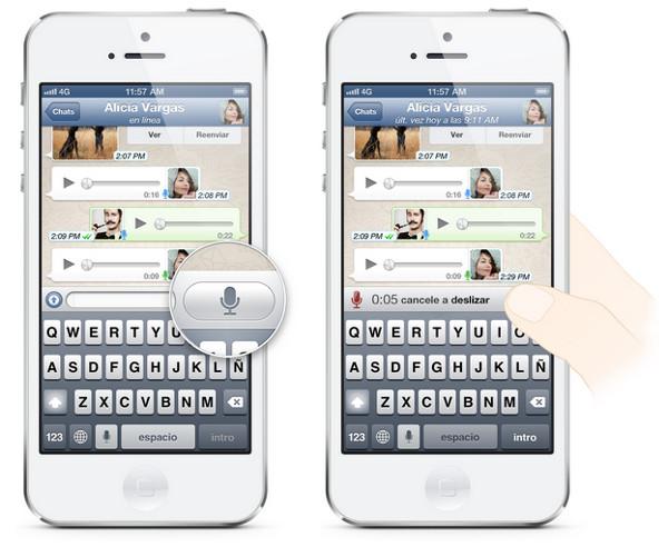Així s'utilitza la nova funcionalitat de WhatsApp