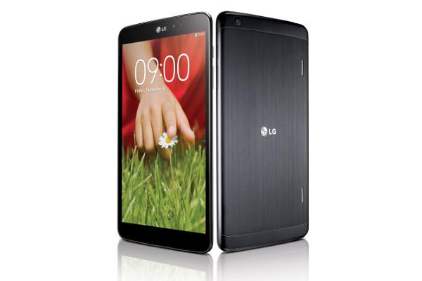 LG G Pad 8.3 . Imagen cortesía de LG