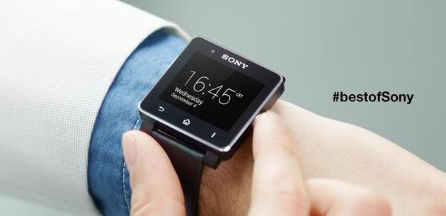 Sony SmartWatch 2. Imatge cortesia de Sony