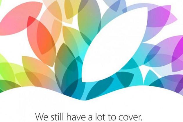 Invitació d'Apple per a l'esdeveniment d'aquest proper 22 d'octubre