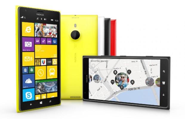 El Nokia Lumia 1520