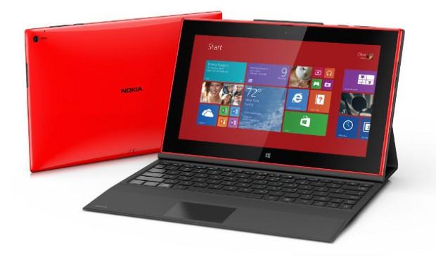 Nokia Lumia 2025, el primer tablet de la compañía
