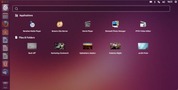 Escritorio de Ubuntu 13.10 Saucy Salamander en máquinas desktop