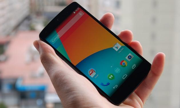 Google_nexus5_android