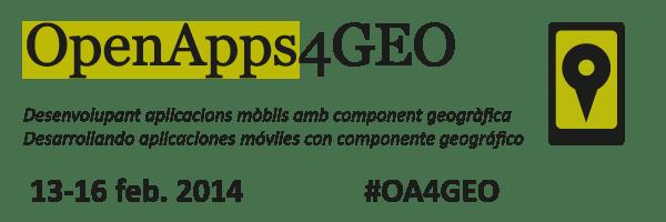 OpenApps4GEO