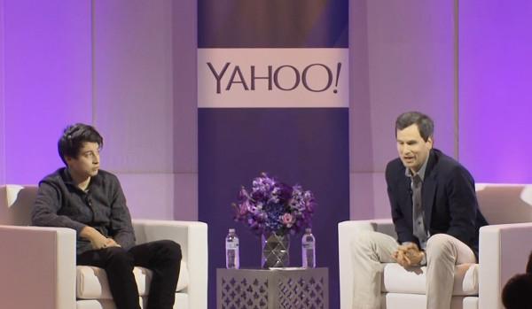 David Pogue entrevista al joven emprendedor tecnológico Nick d'Aloisio en el CES 2014