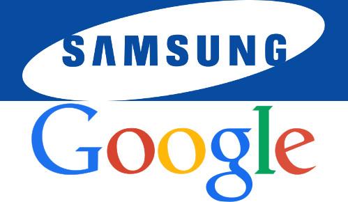 Samsung y Google