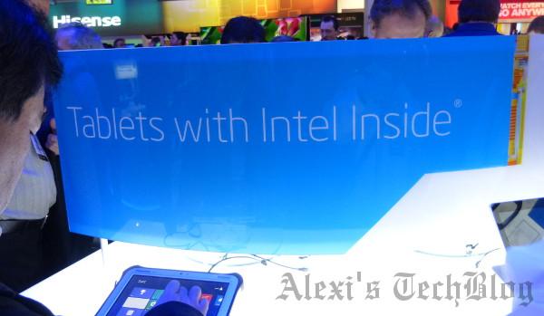 Intel no ha sabido/podido seducir a público y fabricantes con sus tablets