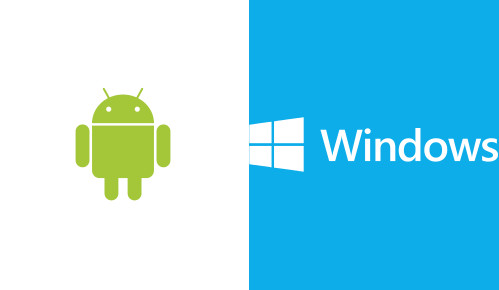 ¿Android y Windows coexistiendo?