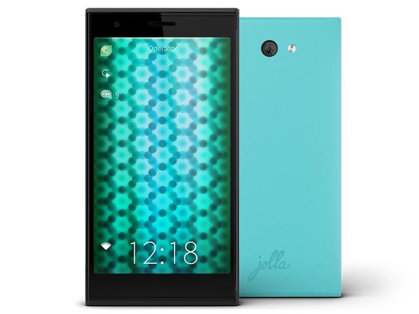 'Otra Mitad' Aloe, con tono de llamada, fondos de pantalla y otros elementos personalizados, comercializada por la misma Jolla
