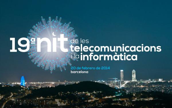 La Nit de las Telecomunicaciones y la Informática en Barcelona