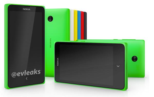 El supuesto Nokia Normandy. Imagen de evleaks