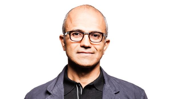 Satya Nadella. Imagen gentileza de Microsoft