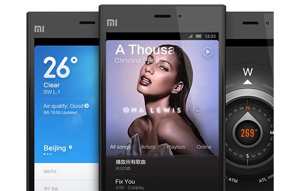 Interfaz de MIUI, el Android de Xiaomi