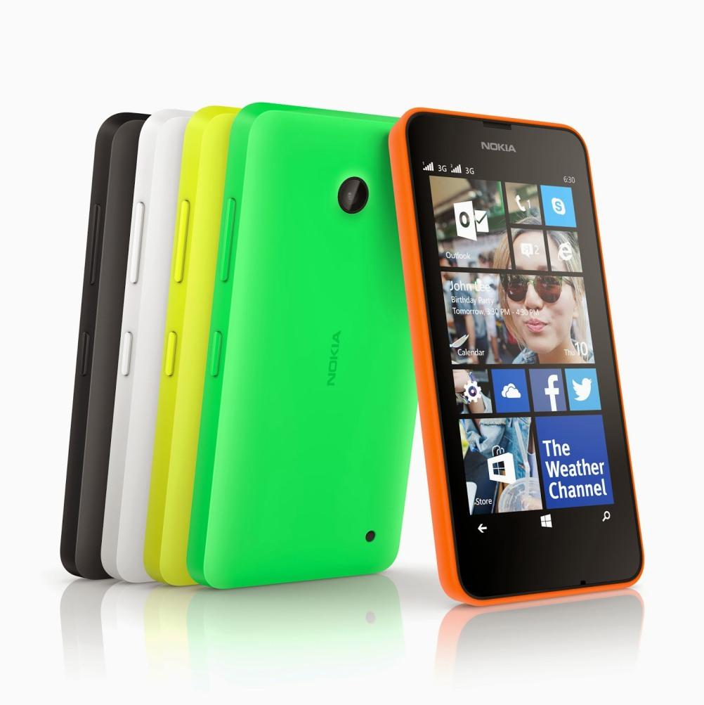 Nokia Lumia 635 llega a Movistar