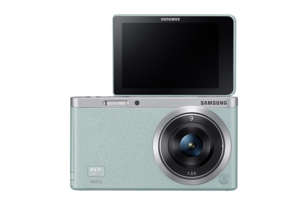 NX mini_Mint green_samsung