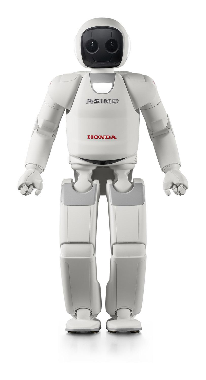 Pin asimo honda robot wallpaper on pinterest - Robot que limpia el piso ...