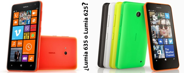 NokiaLumia635vsLumia625