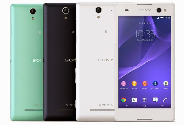 SonyXperiaC3