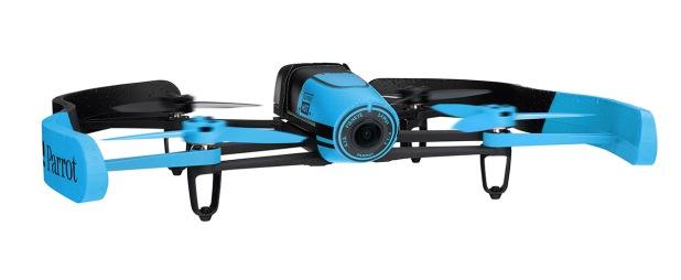 Parrot Bebop Drone_Azul